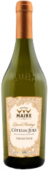 Cotes de Jura Heritage Tradition Blanc bottle