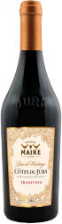 Cotes de Jura Heritage Tradition Rouge bottle