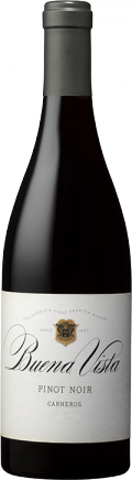 Carneros Pinot Noir bottle