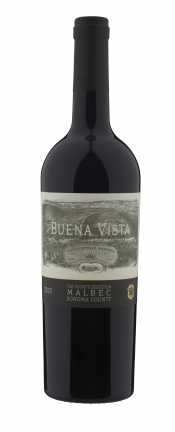 Count's Selection Malbec bottle