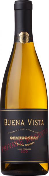 2016 BVW Private Reserve Chardonnay, 92 pts JD logo
