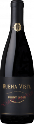Private Reserve Pinot Noir bottle