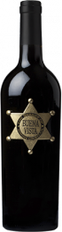 The Sheriff of Buena Vista bottle