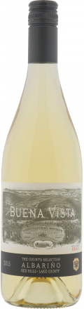 Count's Selection Albariño bottle