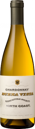 North Coast Chardonnay bottle