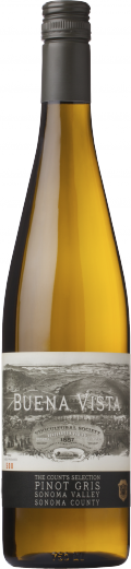 Count's Selection Pinot Gris bottle