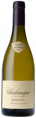 Charlemagne Grand Cru bottle