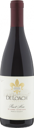 Stubbs Pinot Noir bottle
