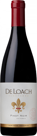 California Pinot Noir bottle