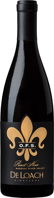 Our Finest Selection Pinot Noir bottle