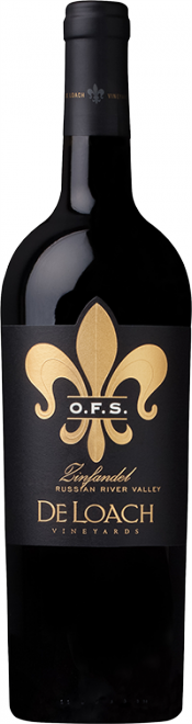 Our Finest Selection Zinfandel bottle
