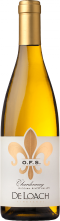 Our Finest Selection Chardonnay bottle