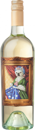 Frenchie Betsy Ross White Wine bottle