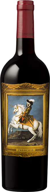 Frenchie Louis XIV Cabernet Sauvignon bottle