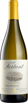 Coast Select Chardonnay bottle
