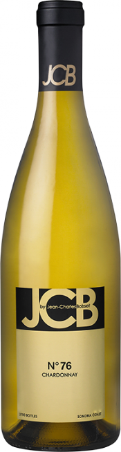 N°76 Chardonnay bottle