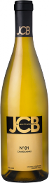 N°81 Chardonnay bottle