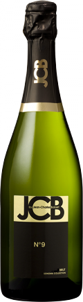 N°9 Sparkling Wine bottle