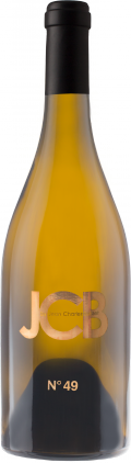 N°49 Chardonnay bottle