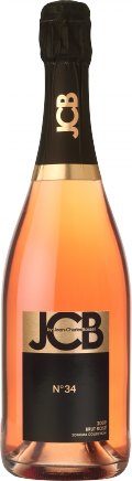 N°34 Sparkling Wine bottle