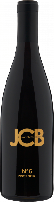 N°6 Pinot Noir bottle