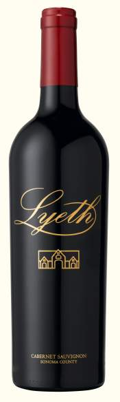 Lyeth Sonoma County Cabernet Sauvignon bottle
