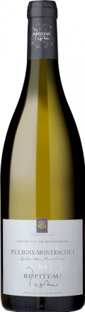 Puligny-Montrachet bottle