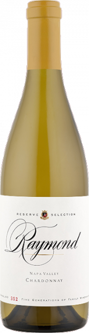 Napa Valley Reserve Chardonnay bottle