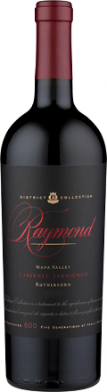 Rutherford Cabernet Sauvignon bottle