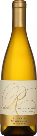 R Collection Chardonnay bottle