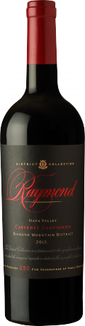 Diamond Mtn. Cabernet Sauvignon bottle