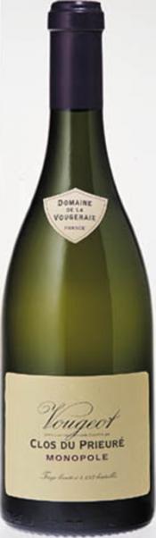 Domaine De La Vougeraie Vougeot Le Clos Du Prieur 233 Blanc