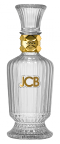 JCB Pure Vodka bottle
