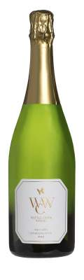 Blanc de Blanc Sparkling Wine bottle