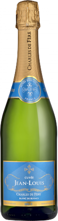 Jean-Louis Blanc de Blancs Brut bottle