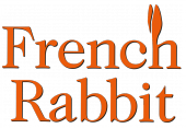French Rabbit logo