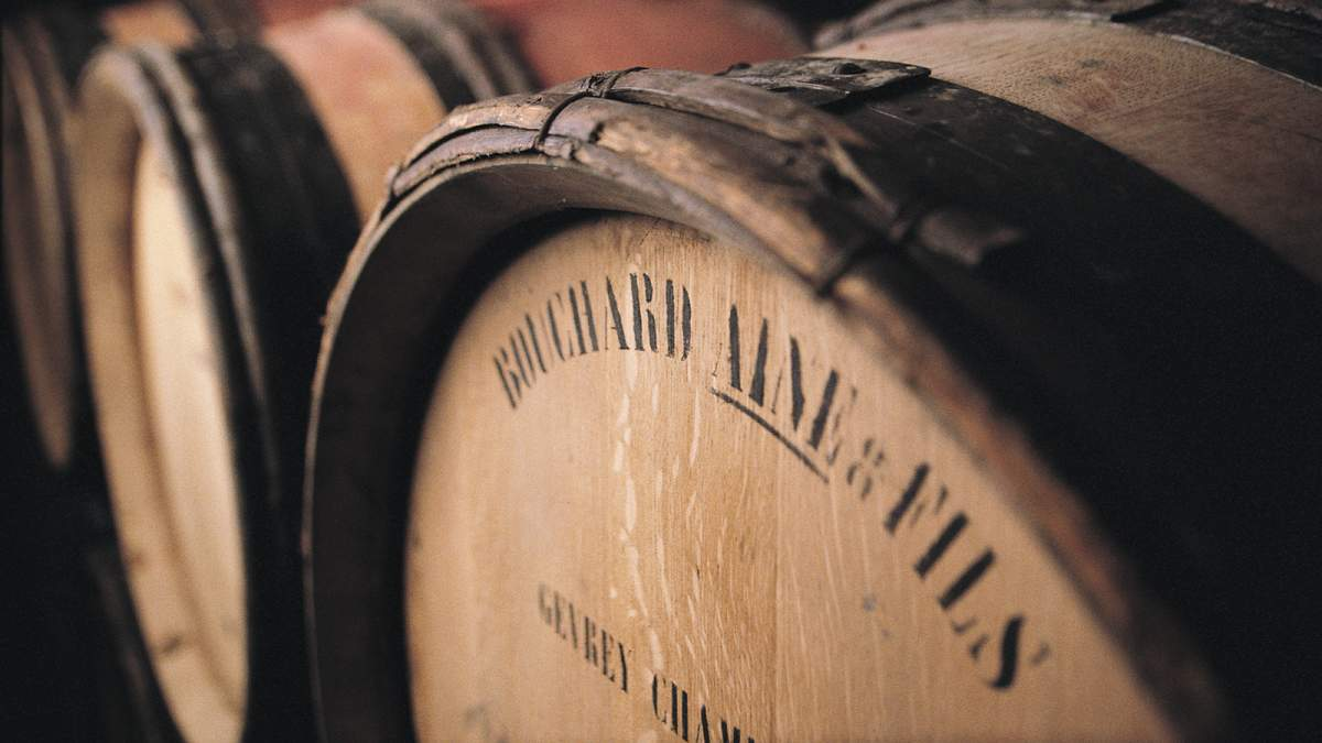 Bouchard Barrel Closeup