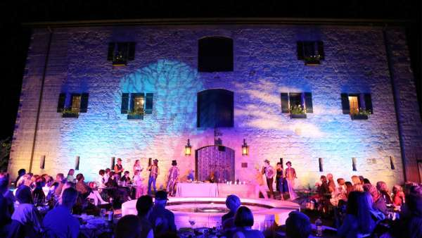 Sonoma Shakespeare - Avalon Players event at Buena Vista Winery