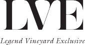 LVE: Legend Vineyard Exclusive logo