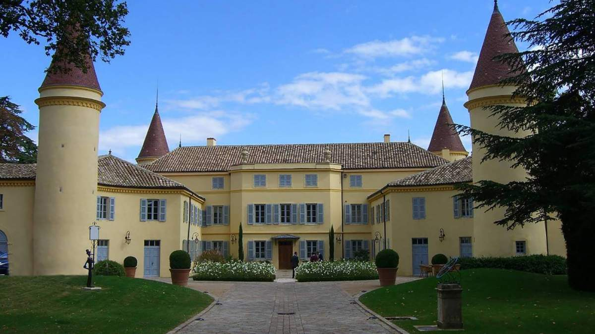 Pierreux Winery Photo