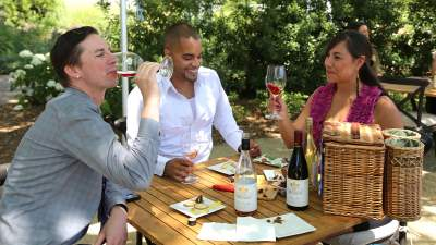 Deloach Vineyards Picnic