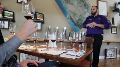 Deloach Vineyards Vineyard Designate Appellation Room