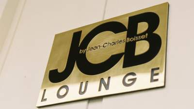 The Exclusive JCB Lounge