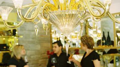 Our Baccart Mille Nuits Chandelier