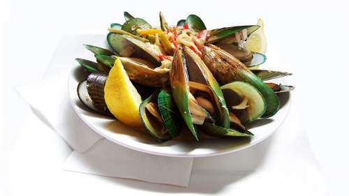 Mussels Mouclade