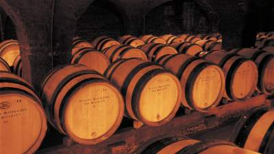 Ropiteau Barrel Cellar