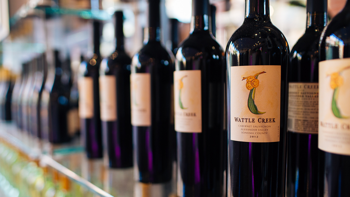 Wattle Creek Winery | Ghirardelli Square, San Francisco