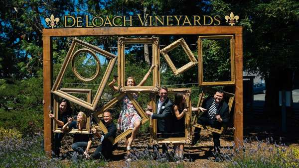 Visit DeLoach Vineyards