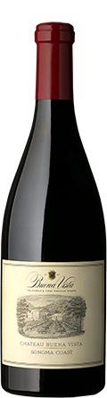 Chateau Buena Vista Pinot Noir bottle