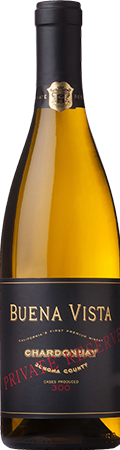 Private Reserve Chardonnay Bottle